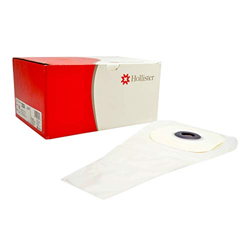 Karaya 5 Drainable Pouch 12in. (30cm), Porous Paper Tape 2 Inches HOL3224-30 ea