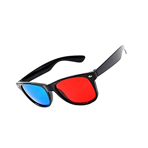 Dailim 3D Glasses, with Case, 3D Movie Glasses for Movie/Cinema/Theater ()