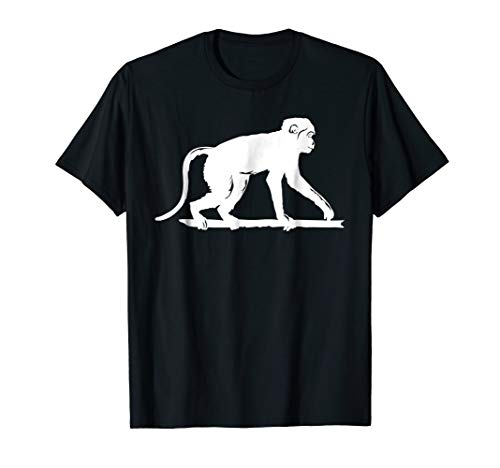 (Spider Monkey Shirt - Love Spider Monkey Tshirt)