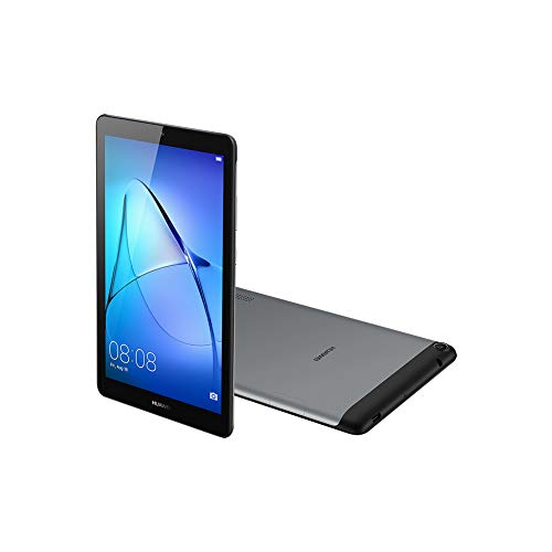 """Huawei Android Tablet 7"""" IPS Display, Core, Android M + Only, Space Gray"""