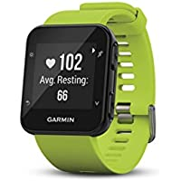 Garmin Forerunner 35, Easy-to-Use GPS Running Watch, Lime
