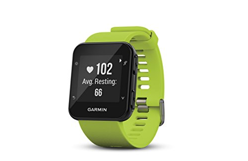 Reviews Auto System Navigation (Garmin Forerunner 35, Easy-to-Use GPS Running Watch, Lime)