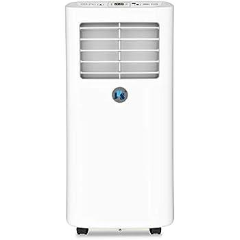 amazon com jhs 8 000 btu portable air conditioner portable ac unit rh amazon com
