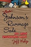 img - for [(Mrs. Johnson's Rummage Sale: And Other Stewardship Dramas)] [Author: Jeff Wedge] published on (January, 2003) book / textbook / text book