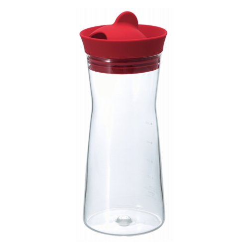 Hario Water Jug (Red)
