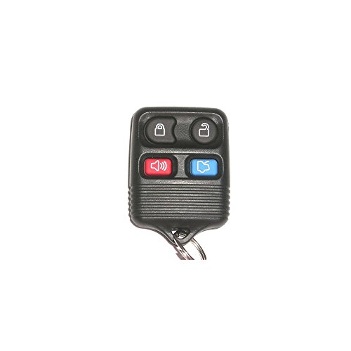Keyless Entry Remote Fob Clicker for 2005 Ford Five Hundred With Do-It-Yourself Programming