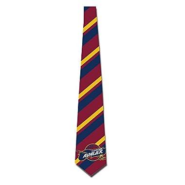ONESEDA Men's Cleveland Cavaliers Tie Necktie Ties