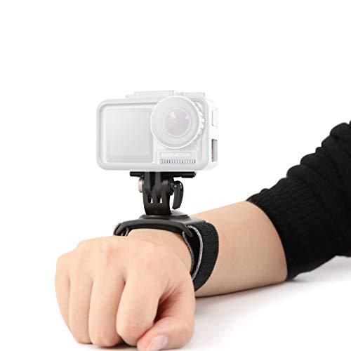 kitt DJI OSMO Accessories, Convenient Travel Sports Camera Wrist Strap Wristband for DJI OSMO Action ()