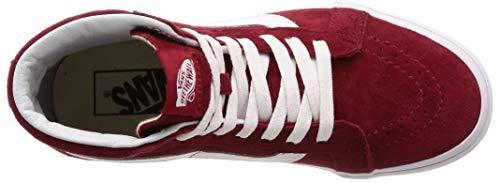 hi Vans Sk8 Red Reissue Sneakers w6zqYB