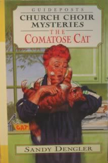The Comatose Cat (Church Choir Mysteries #15)