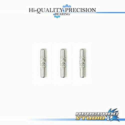 (HEDGEHOG STUDIO Spool Shaft pin [PIN-AR] for AbuGarcia, PFLUEGER)