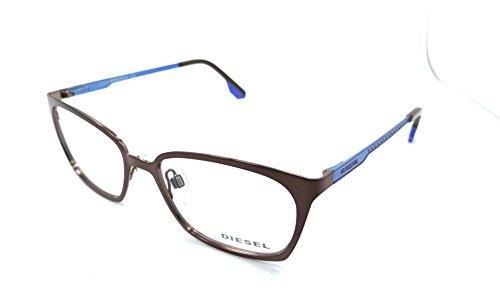 New Diesel Men's Eyeglasses DL5082 048 52-17-140 52 MM Glasses