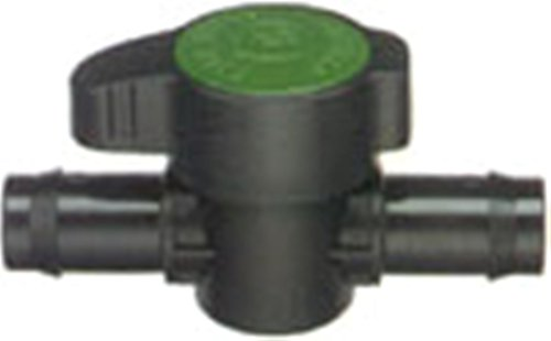 Antelco Corp. AC2800 Green Back In-Line Valve - 1/2