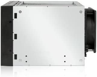 Icy Dock FatCage MB155SP-B - Carcasa 5 x 3.5 Hot Swap SATA HDD en ...
