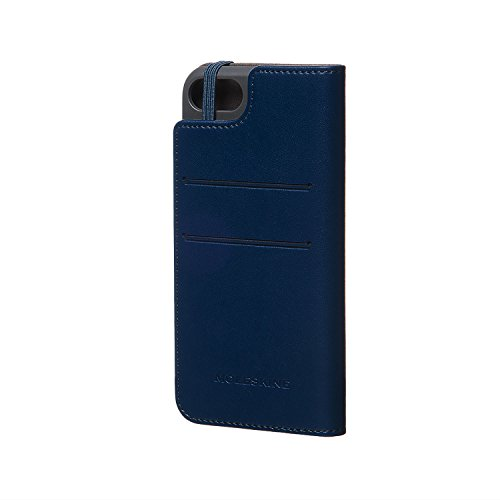 Moleskine Sapphire Blue Classic Original Booktype Case for iPhone 7/7s