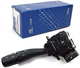 Genuine Hyundai 93410-1G000 Lighting and Turn Signal Switch Assembly