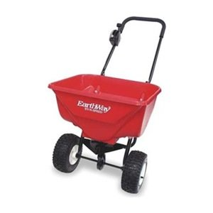 Broadcast Spreader, 65 lb., Pneumatic by Earthway Products