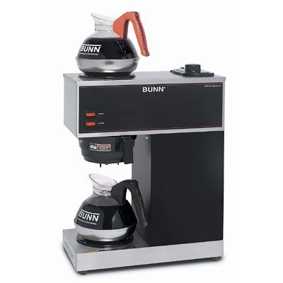 - Bunn 33200 VPR 12 Cup Commercial Pourover Coffee Maker