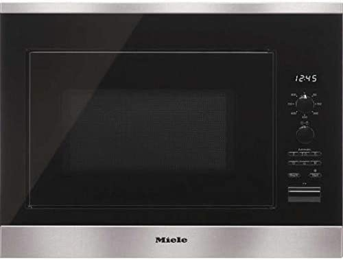 Miele M 6040 SC Integrado 26L 900W Negro, Acero inoxidable ...