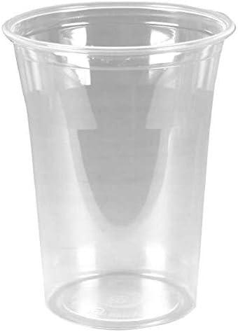 Aluplast 3000 - Vasos de PLA 100% biodegradables (20 cl): Amazon ...