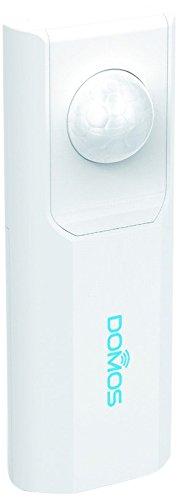 Domos SM-0 Sensor de Presencia Wi-Fi con PIR y Aviso por notificación