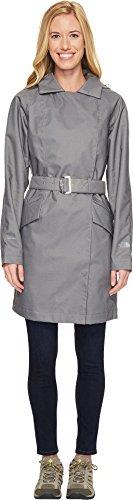 The North Face Women's Kadin Trench Coat TNF Medium Grey Denim (Prior Season) Medium