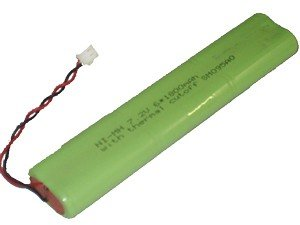 Bateria para alarma PARADOX MAGELAN MG-6060 7.2V 1500mAh ...