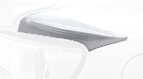 MS315-18002-A1 TRD White ZN6 Rear Side Spoiler K1X For TOYOTA 86
