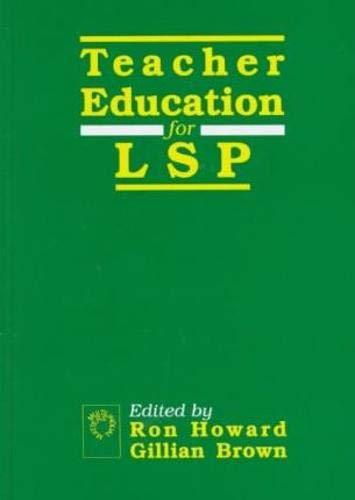 Teacher Education for LSP: Amazon.es: Howard, Ron, Brown ...