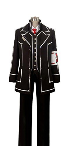 (Dreamcosplay Anime Vampire Knight Kiryu Zero School Uniform Cosplay)