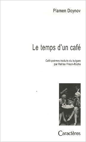 Livres gratuits en ligne Le temps d'un café pdf ebook