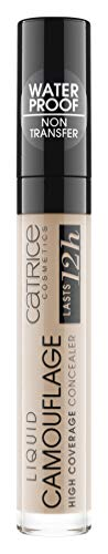 Catrice | Liquid Camouflage Concealer | Ultra Long Lasting Concealer for Optimal Coverage | Waterproof | 010 Porcelain