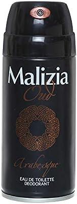 Malizia Oud Arabesque Eau De Toilette Deodorant 150 Ml Buy Online At Best Price In Uae Amazon Ae
