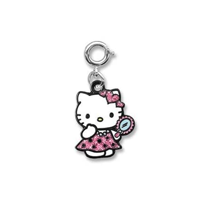 High Intencity CHARM IT! HELLO KITTY BEAUTY QUEEN Bracelet Charm: Toys & Games