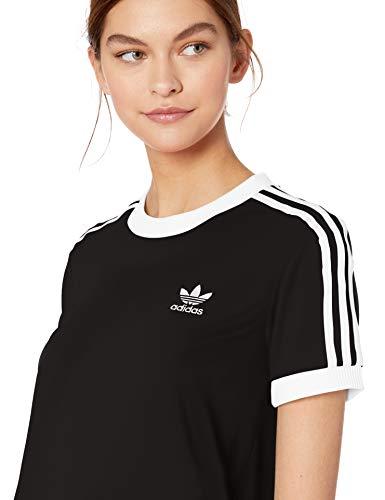 adidas Originals Women's Adicolor 3-Stripes Tee 2