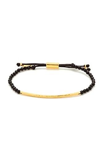 (gorjana Women's Power Gemstone Bracelet Black Onyx Bracelet)