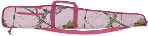Bulldog Cases Extreme APHD Scoped Shotgun Case, Pink Camo wi