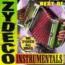 Best of Zydeco Instrumentals by Mardi Gras Records