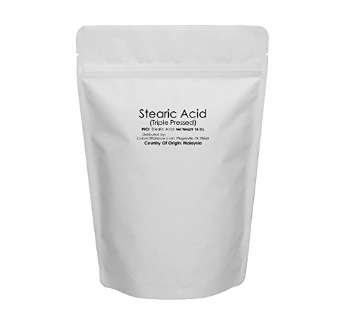 Stearic Acid 1lb cosmetic Grade