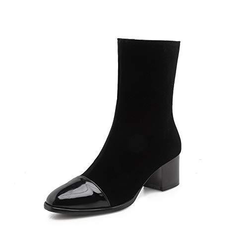 Noir Balamasa Noir Abl11226 Femme Compensées 5 Sandales 36 4wrRwqIx