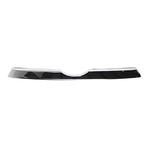 Center Grill Molding - For 14-16 4Runner Front Upper Grille Trim Grill Molding Center TO1216103