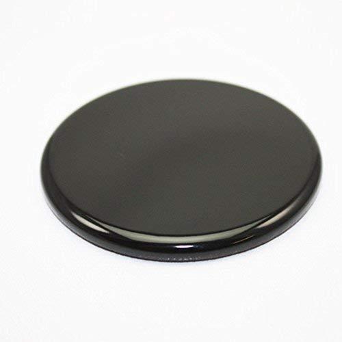 (Whirlpool Part Number 9753939GB: Cap, Burner (14K LF) (Black))