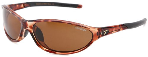 Tifosi Core Polarized Sunglasses - Tifosi Alpe 2.0 1080501050 Polarized Dual Lens Sunglasses,Tortoise,62 mm
