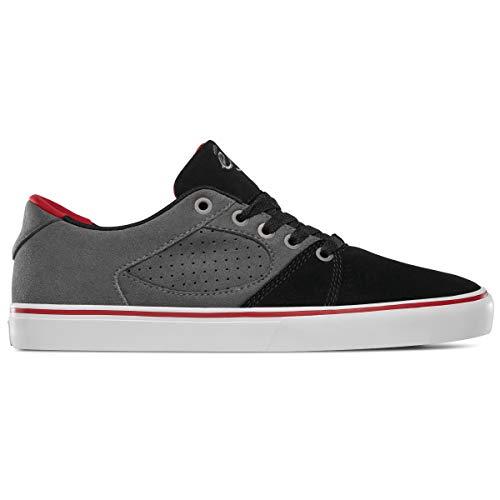 eS Square Three Shoes 12 D(M) US Black/Charcoal