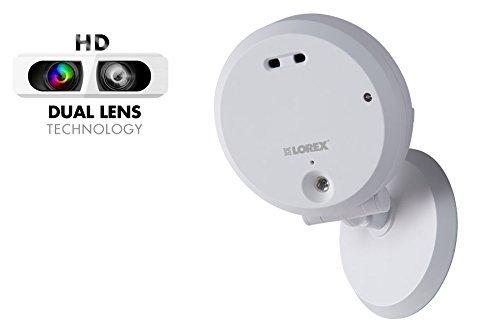 LOREX LNC234 Wi-Fi Wired 720p HD Camera with Cloud Connect [並行輸入品] B01JJHH0P2
