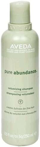 Shampoo & Conditioner: Aveda Pure Abundance