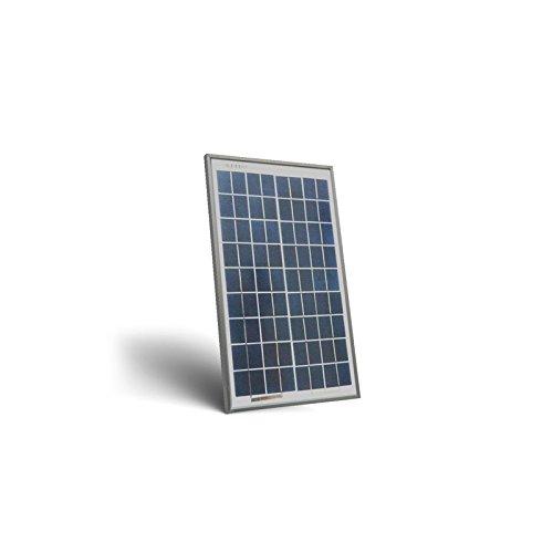 10W 12V Solar Panel Polycrystalline Photovoltaic Module EurSolar