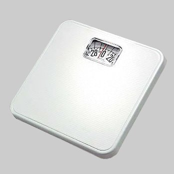 ANALOG 300# DIAL BATH SCALE (Scale Big Dial)