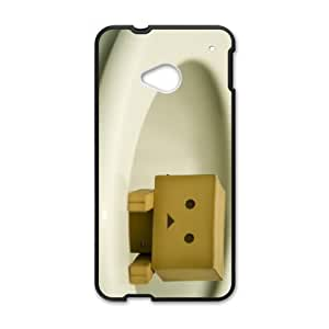 danbo adventures HTC One M7 Cell Phone Case Black custom made pgy007-9034290
