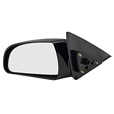 Driver and Passenger Power Side View Mirror Heated Replacement for 2006-2010 Sonata 87610-0A000 87620-0A000: Automotive